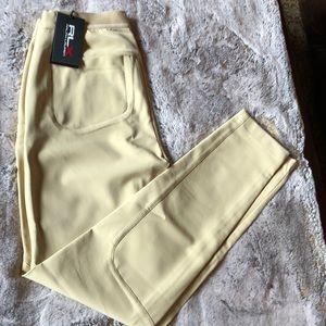 NWT ((6) RLX Khaki Stretchy Sport Dress Pants